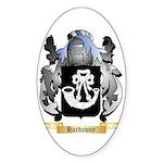 Hardaway Sticker (Oval 10 pk)