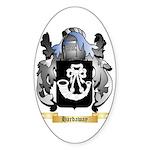 Hardaway Sticker (Oval 50 pk)