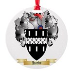 Harby Round Ornament