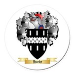 Harby Round Car Magnet