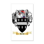 Harby 20x12 Wall Decal