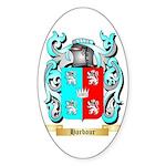 Harbour Sticker (Oval 10 pk)