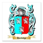 Harbidge Square Car Magnet 3