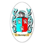 Harbidge Sticker (Oval 10 pk)