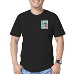 Harber Men's Fitted T-Shirt (dark)