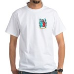 Harber White T-Shirt