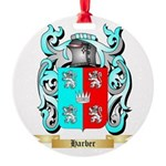 Harber Round Ornament