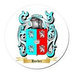 Harber Round Car Magnet