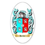 Harber Sticker (Oval)