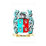 Harbar Sticker (Rectangle 50 pk)