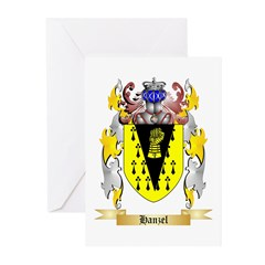 Hanzel Greeting Cards (Pk of 20)
