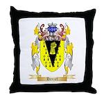 Hanzel Throw Pillow