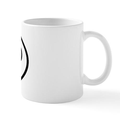 CCP Oval Mug