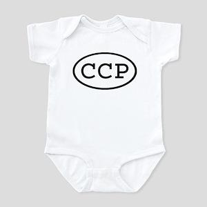 CCP Oval Infant Bodysuit