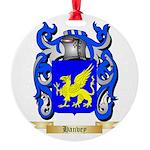 Hanvey Round Ornament