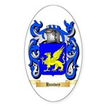 Hanvey Sticker (Oval)