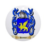 Hanvey Ornament (Round)