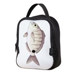 Spottail Bream Pinfish Neoprene Lunch Bag