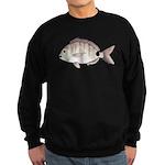 Spottail Bream Pinfish Sweatshirt