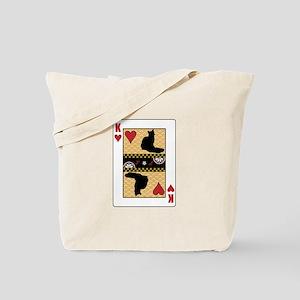 King Nebelung Tote Bag