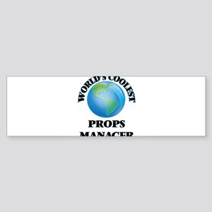 Props Manager Bumper Sticker