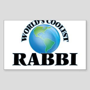 Rabbi Sticker