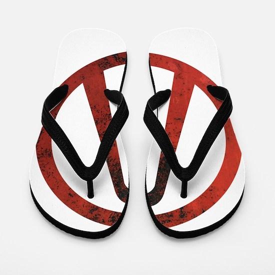 Borderlan Flip Flops