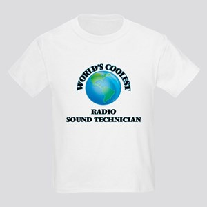 Radio Sound Technician T-Shirt