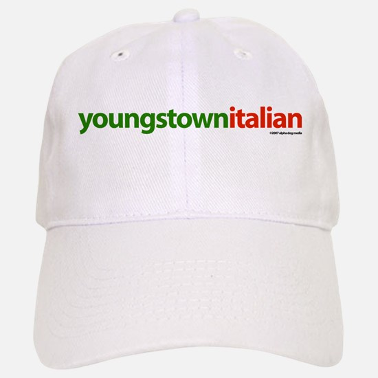 Youngstown Italian Baseball Baseball Cap