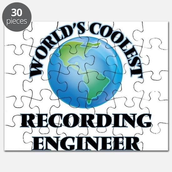 Recording Engineer Puzzle