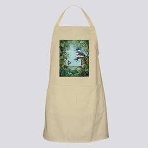 """Kingfisher's Grove"" Apron"