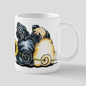 Sunny Pugs Mugs