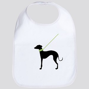 Black Dog Bib
