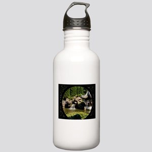 chinese garden Stainless Water Bottle 1.0L