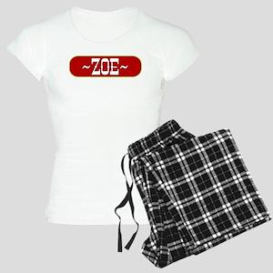 Name: Zoe Women's Light Pajamas