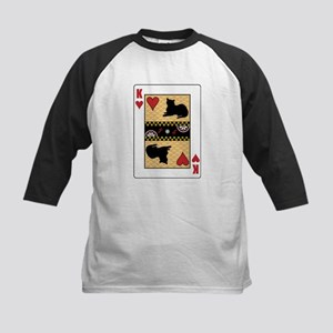King Burmese Kids Baseball Jersey