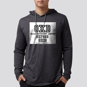 UNIVERSITY AIRPORT CODES - OXD Long Sleeve T-Shirt