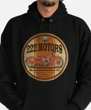 222 motors indian Hoody