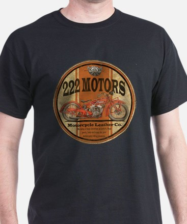 222 motors indian T-Shirt