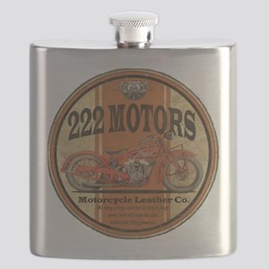 222 motors indian Flask