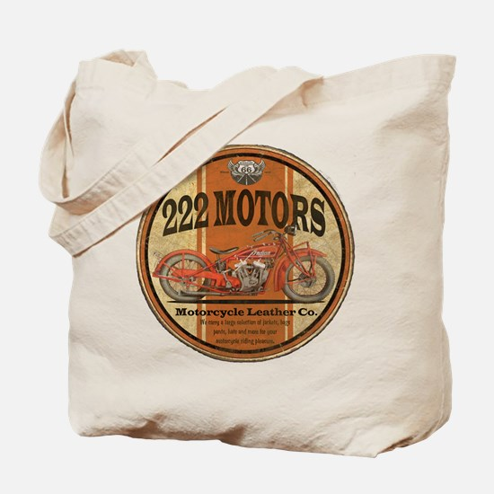 222 motors indian Tote Bag