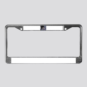 platypus License Plate Frame