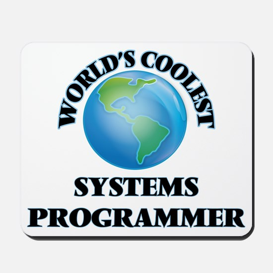 Systems Programmer Mousepad