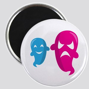 Two Ghosts Magnets