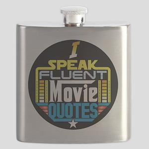 I Speak Fluent Movie Quotes Flask