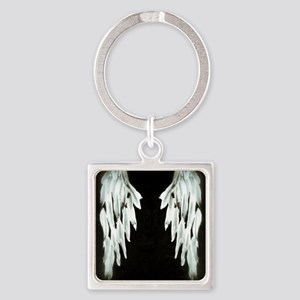 Glowing Angel Wings Keychains