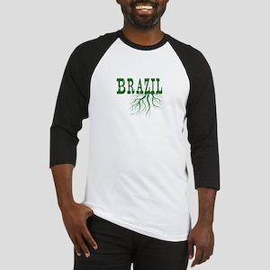 Brazil Roots Baseball Jersey