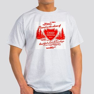 Chief Oshkosh 1960 Light T Shirt