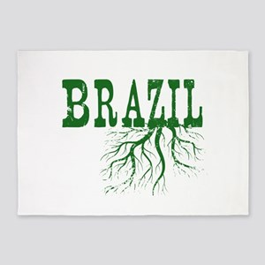 Brazil Roots 5'x7'Area Rug