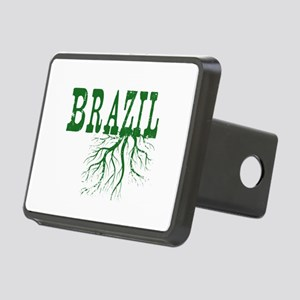 Brazil Roots Rectangular Hitch Cover